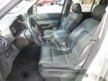2010 Honda Pilot Black Interior Front Seat Photo