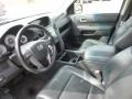 2010 Honda Pilot Black Interior Interior Photo