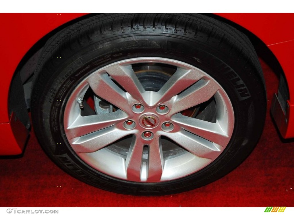 2010 Nissan Altima 2 5 S Coupe Wheel Photo 78753701