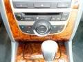 2007 Jaguar XK Caramel Interior Controls Photo