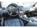 Black 2009 Mercedes-Benz E Interiors