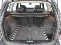 2008 BMW X3 Black Interior Trunk Photo