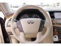 Wheat Steering Wheel Photo for 2013 Infiniti QX #78762080