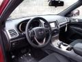 Morocco Black 2014 Jeep Grand Cherokee Interiors