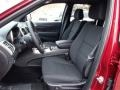 Morocco Black Front Seat Photo for 2014 Jeep Grand Cherokee #78771558