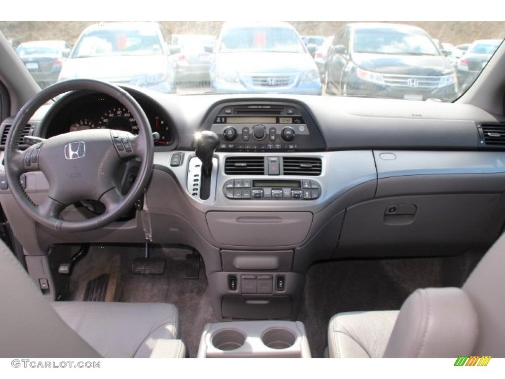 2010 Honda Odyssey Ex L Gray Dashboard Photo 78771590 Gtcarlot Com