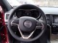Morocco Black Steering Wheel Photo for 2014 Jeep Grand Cherokee #78771741