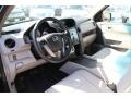 Gray Prime Interior Photo for 2011 Honda Pilot #78772025