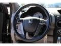 Gray Steering Wheel Photo for 2011 Honda Pilot #78772084