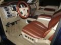 Chapparal Leather 2010 Ford F150 Interiors