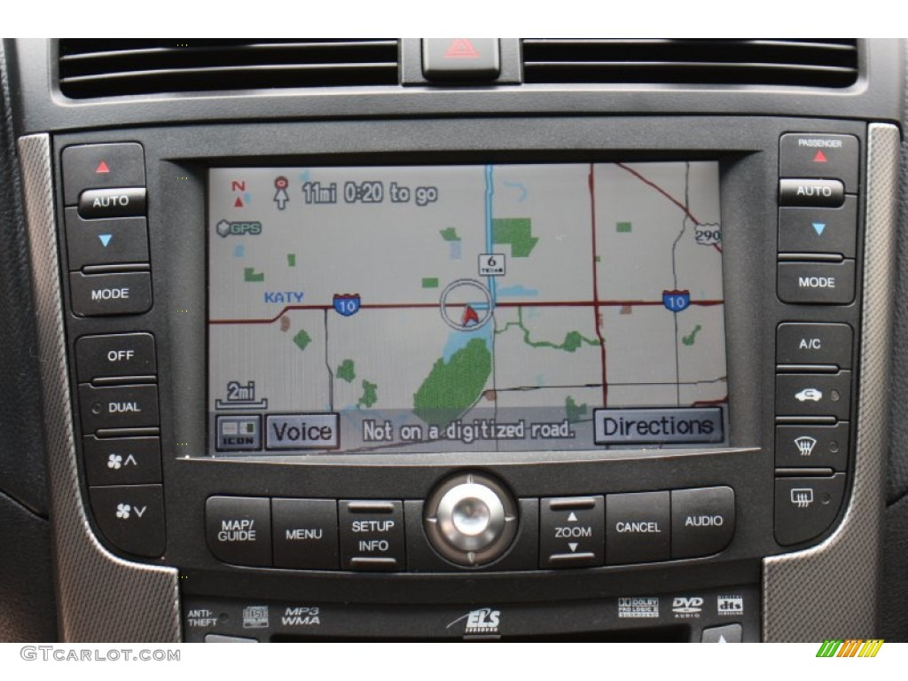 2008 acura tl 3 5 type s navigation photos. Black Bedroom Furniture Sets. Home Design Ideas