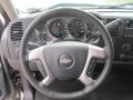 Ebony Steering Wheel Photo for 2013 Chevrolet Silverado 1500 #78778877