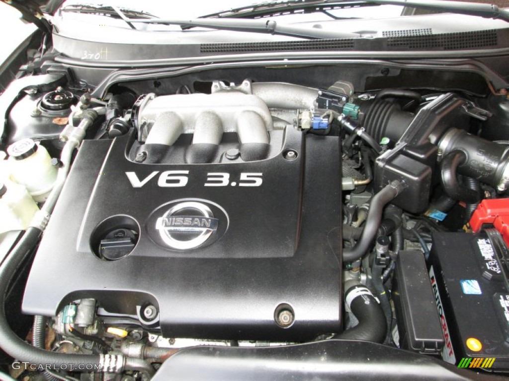 2006 nissan altima 3 5 se 3 5 liter dohc 24 valve vvt v6 engine photo 78780191. Black Bedroom Furniture Sets. Home Design Ideas