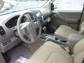 2013 Nissan Frontier Beige Interior Prime Interior Photo