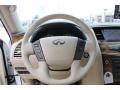 Wheat Steering Wheel Photo for 2013 Infiniti QX #78785643