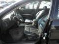 Black 2004 Nissan Maxima Interiors