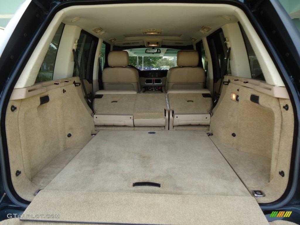 2004 Land Rover Range Rover Hse Trunk Photos Gtcarlot Com