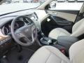 Beige Interior Photo for 2013 Hyundai Santa Fe #78790343