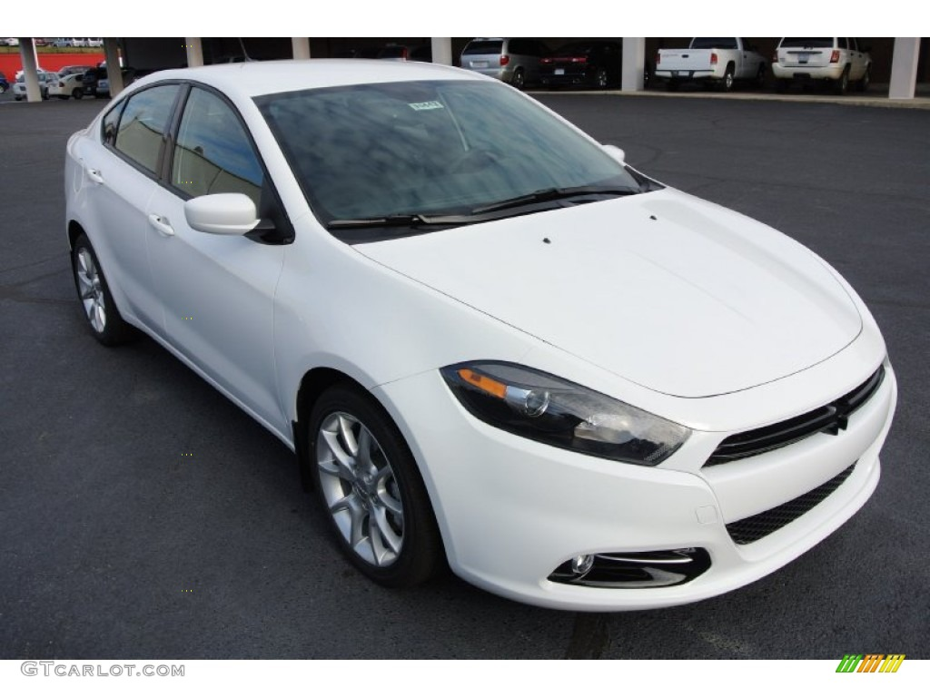 2013 bright white dodge dart sxt 78764269. Black Bedroom Furniture Sets. Home Design Ideas