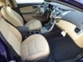 Beige Interior Photo for 2013 Hyundai Elantra #78791732