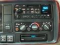 2000 Cadillac Escalade Neutral Shale Interior Controls Photo