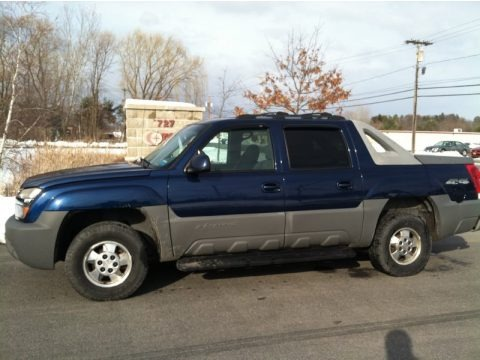 2002 chevrolet avalanche 4wd data info and specs. Black Bedroom Furniture Sets. Home Design Ideas