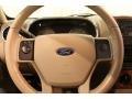 2007 Ford Explorer Camel Interior Steering Wheel Photo