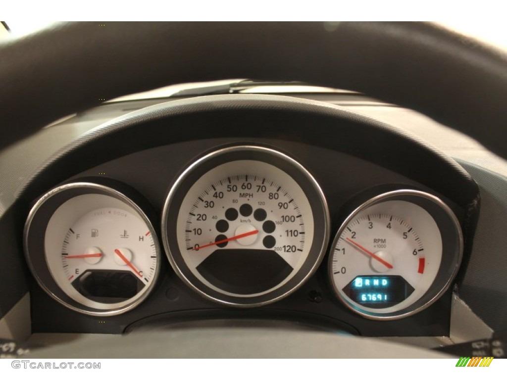 2007 Dodge Caliber Sxt Gauges Photos Gtcarlot Com