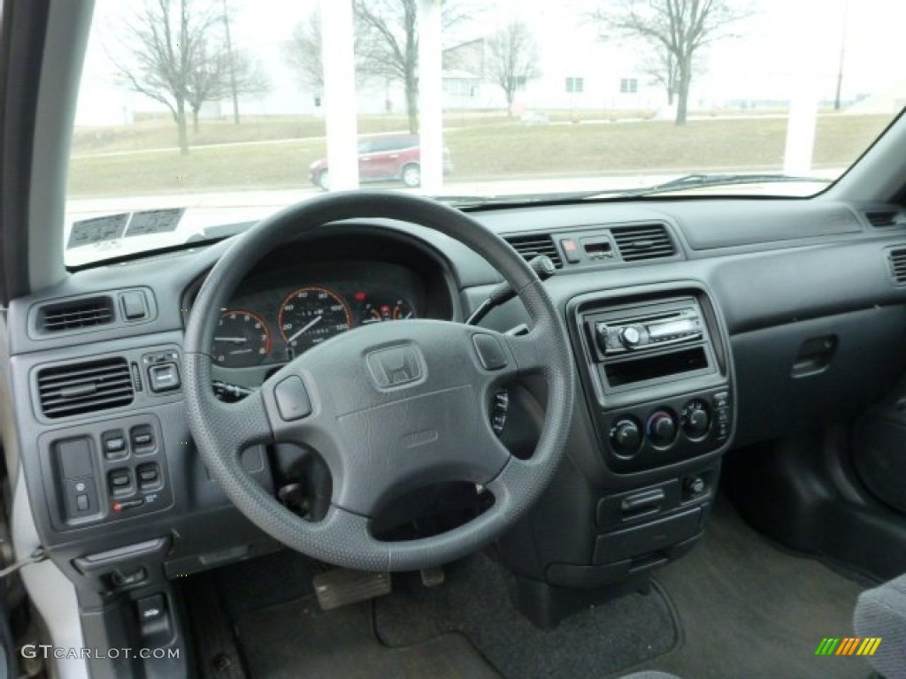 2001 honda cr v lx 4wd dashboard photos gtcarlot
