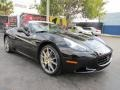 Nero Daytona (Black Metallic) 2011 Ferrari California