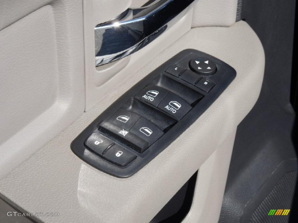 2012 Ram 1500 SLT Quad Cab - Sagebrush Pearl / Dark Slate Gray/Medium Graystone photo #10