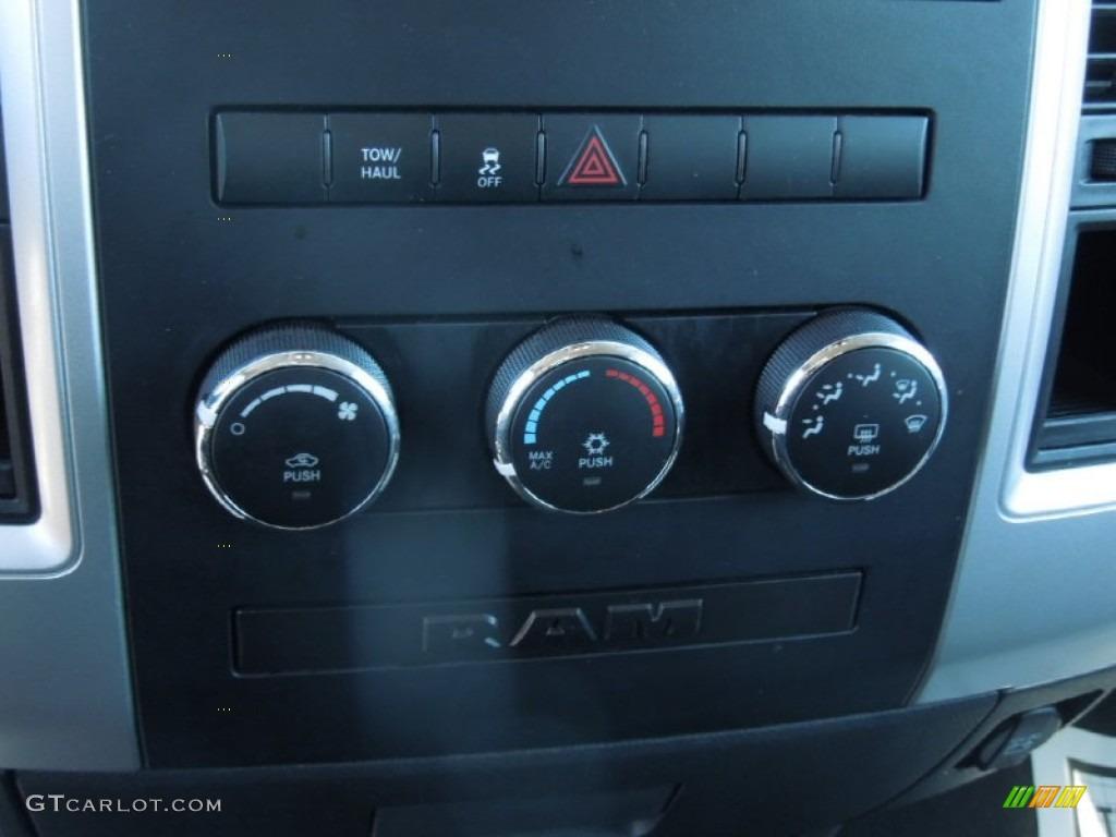 2012 Ram 1500 SLT Quad Cab - Sagebrush Pearl / Dark Slate Gray/Medium Graystone photo #12