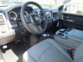 Black/Diesel Gray 2013 Ram 2500 Interiors