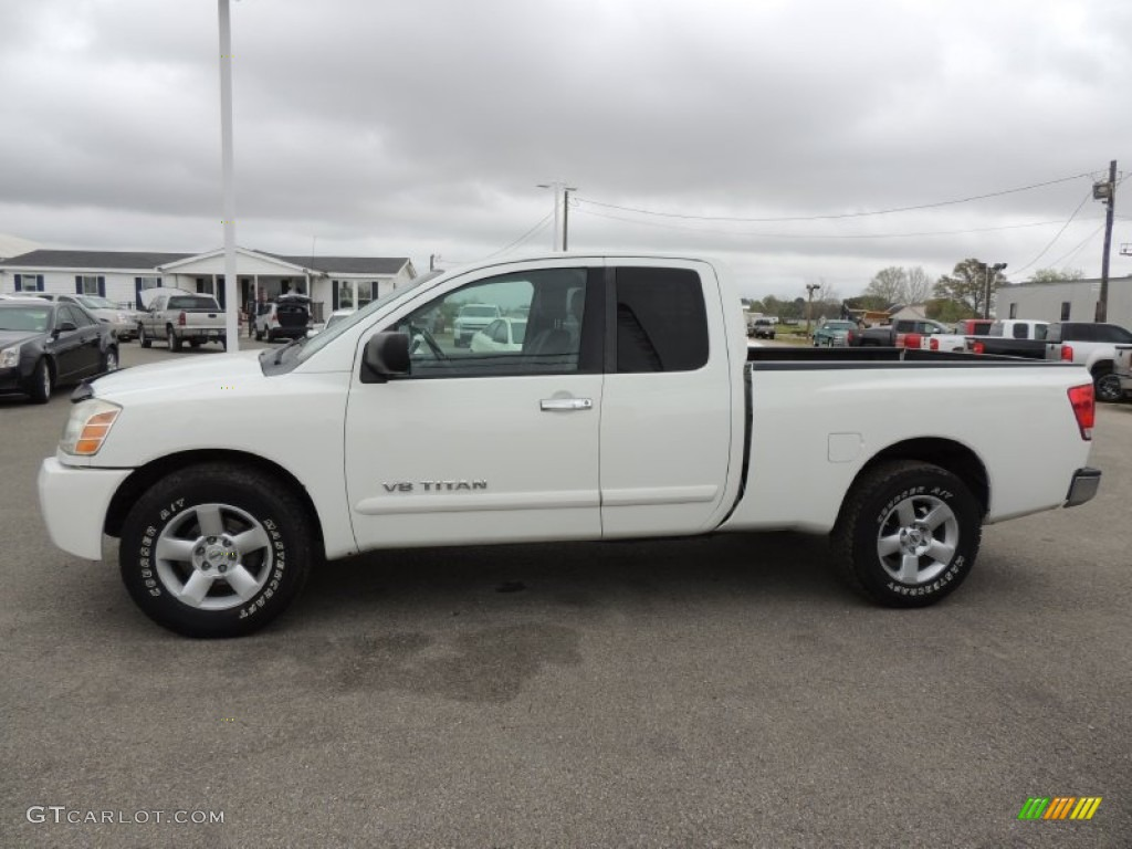 service manual 2007 nissan titan king cab buy used 2007 nissan titan se king cab in 1100 s. Black Bedroom Furniture Sets. Home Design Ideas