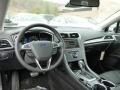 2013 Tuxedo Black Metallic Ford Fusion Titanium AWD  photo #10