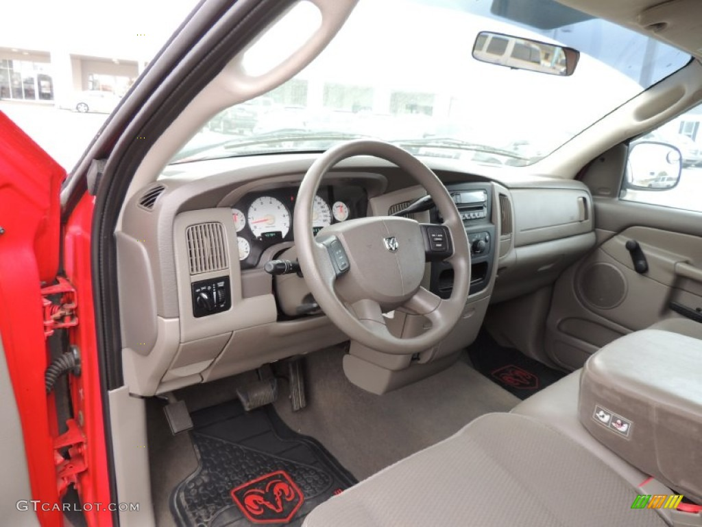 2004 dodge ram 1500 st quad cab interior color photos. Black Bedroom Furniture Sets. Home Design Ideas
