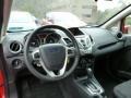 Charcoal Black Dashboard Photo for 2013 Ford Fiesta #78822440