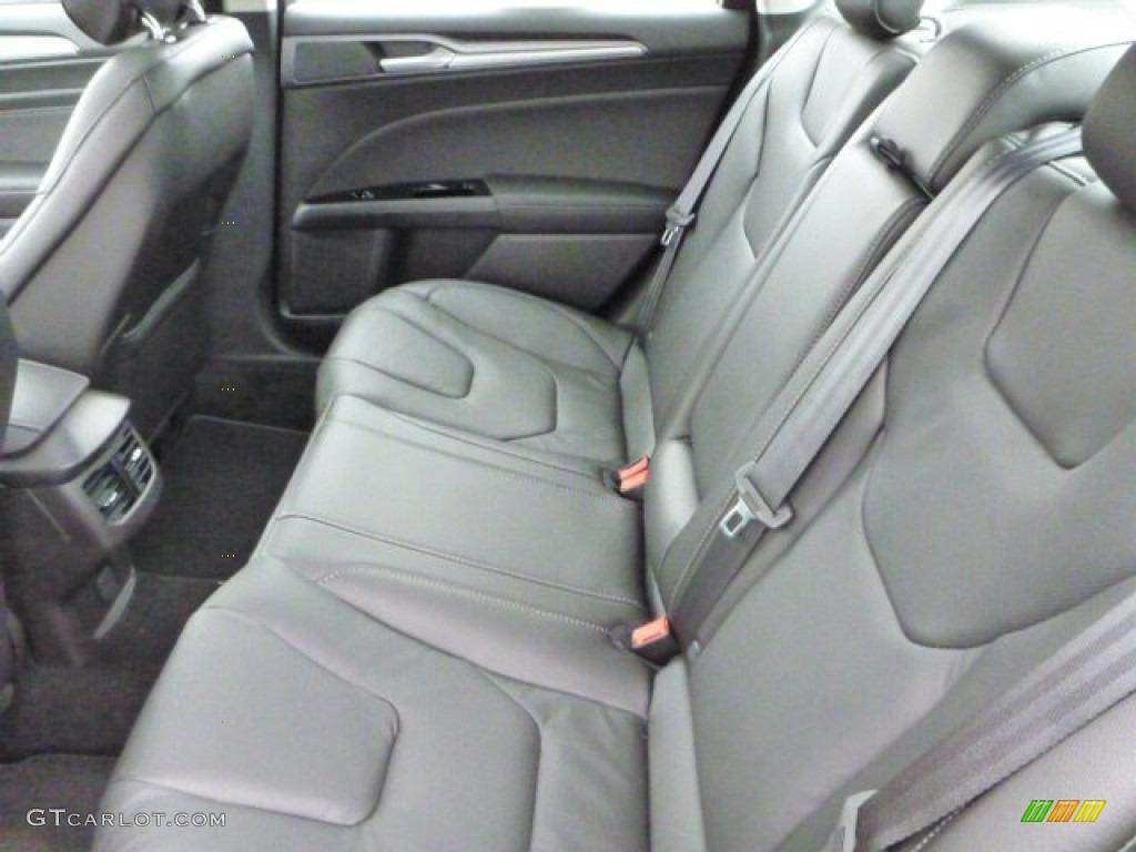 2013 Ford Fusion Titanium Awd Interior Color Photos