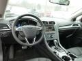 Charcoal Black Dashboard Photo for 2013 Ford Fusion #78822692