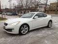 Karussell White 2010 Hyundai Genesis Coupe 3.8 Grand Touring