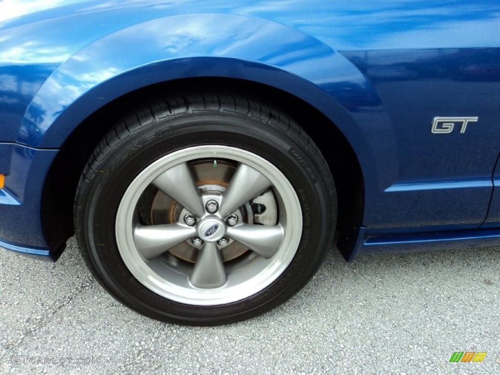 2006 Ford Mustang GT Premium Coupe Wheel Photo #78836136