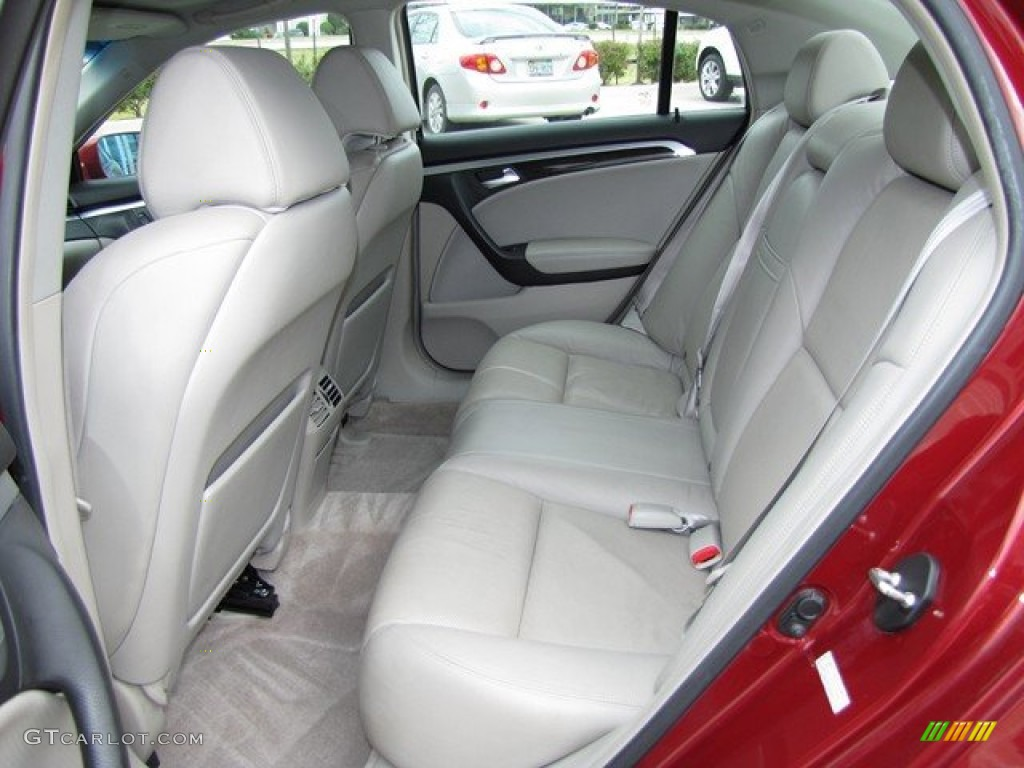 taupe interior 2008 acura tl 3 2 photo 78836972. Black Bedroom Furniture Sets. Home Design Ideas