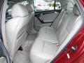 Taupe 2008 Acura TL 3.2 Interior