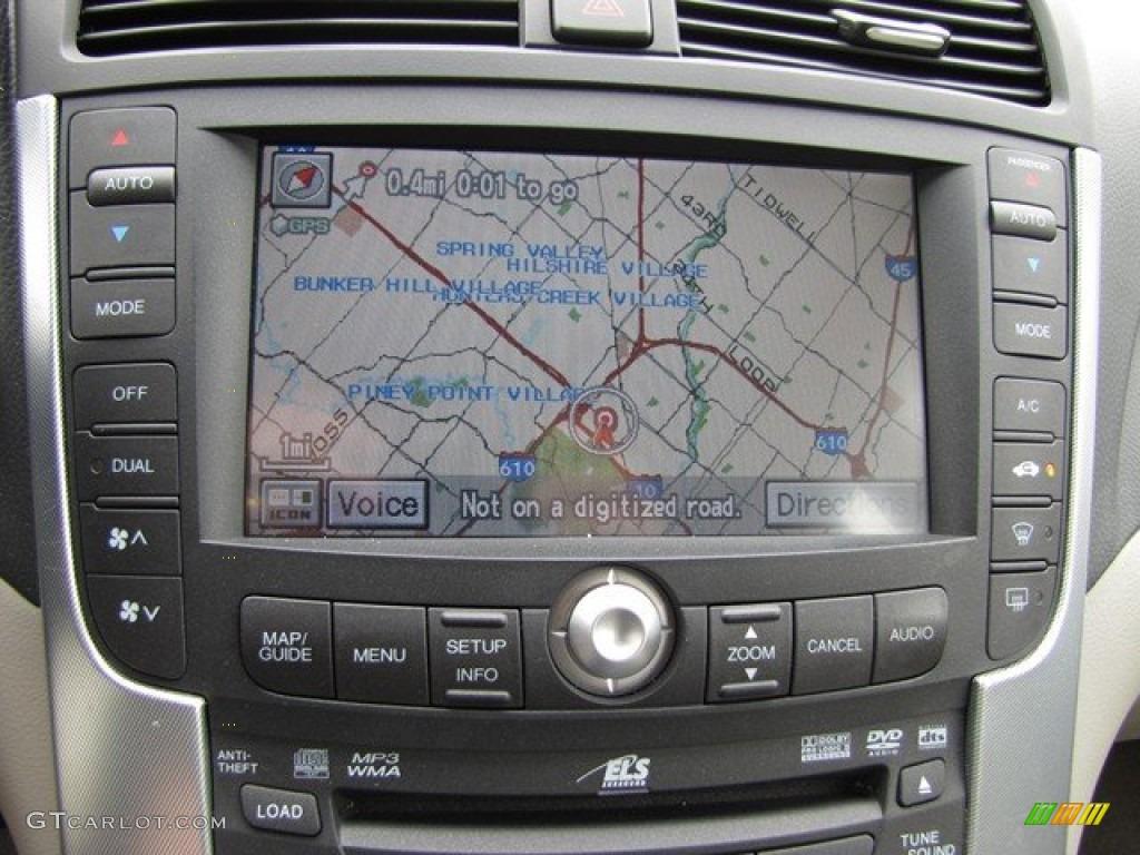 2008 Acura Tl 3 2 Navigation Photos Gtcarlot Com