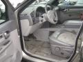 2002 Rendezvous Dark Gray Interior