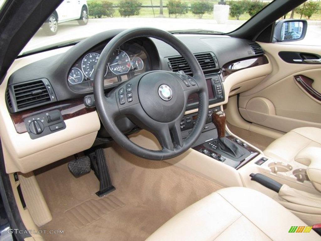 2006 BMW 3 Series 330i Convertible Interior Color Photos
