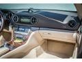 Dashboard of 2013 SL 550 Roadster