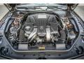 2013 SL 550 Roadster 4.6 Liter DI Twin-Turbocharged DOHC 32-Valve VVT V8 Engine