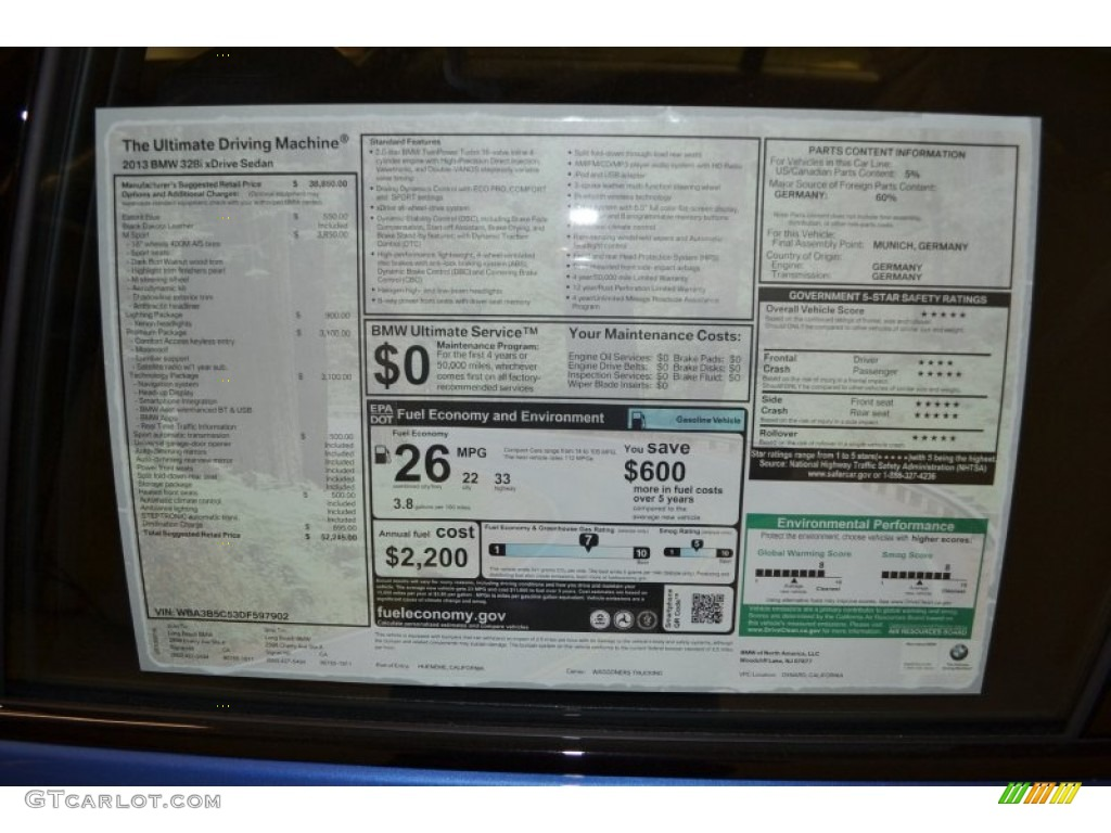bmw 320i with sunroof with Window 20sticker on Showthread together with Bmw 330i Vs Audi A4 likewise 4074333 as well 03 BASICS Battery Connection Notes and Replacement as well Window 20Sticker.