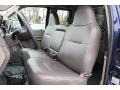 2010 Ford F250 Super Duty Medium Stone Interior Front Seat Photo